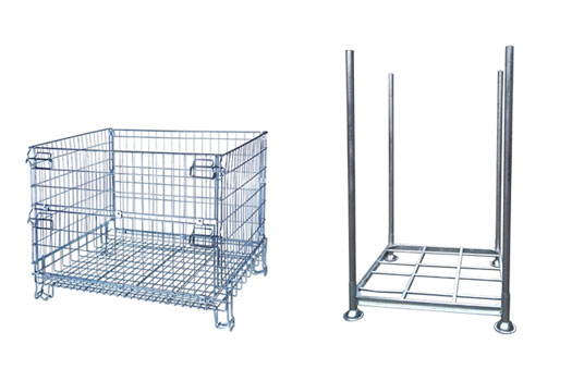Gamut of storage cages and racks now easy to buy