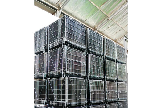 How Wire Mesh Containers Aid Economy And Inventory Control?