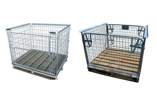 Why choose a pellet cage for your industry