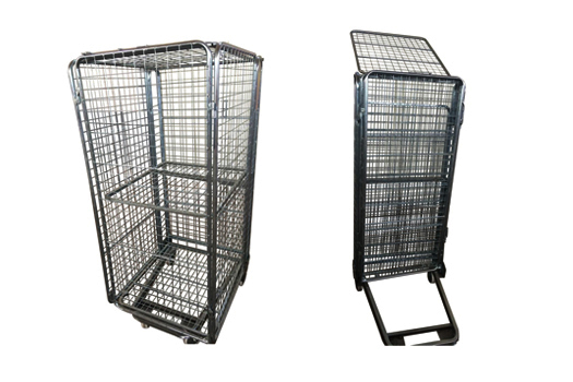 What You Need To Know About Rolling Security Cage And Trolley!