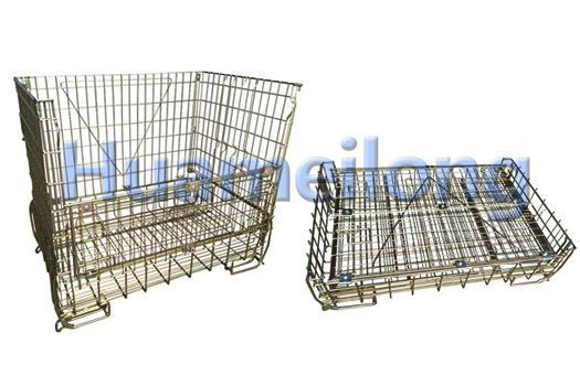3 Reasons Why You Should Choose Wire Mesh Container