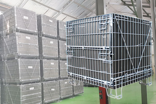 Why Wire Mesh Container Is Important In Different Industry