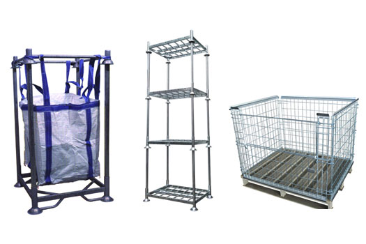 5 Amazing Benefits Why Every Warehouse Should Use Post Pallet Cages:-
