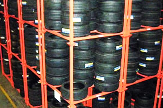 Tire Rack: The Key Element Of Every Warehouse