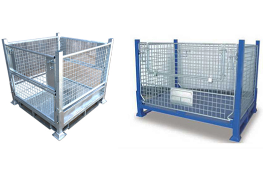 Serving the Best Warehouse Transportation Facilities with the Help of Stillage Cages