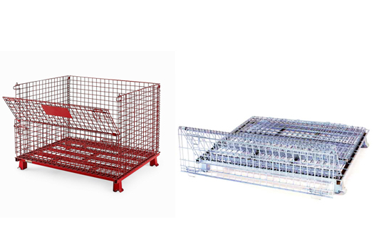 The Most Desirable & Classic Features of Wire Mesh Container for which You Must Get these Containers