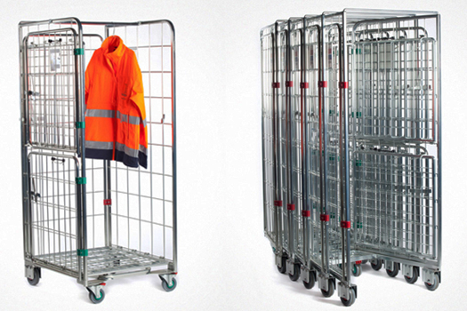 5 Things to Remember for Choosing the Best Laundry Cart Manufacturer