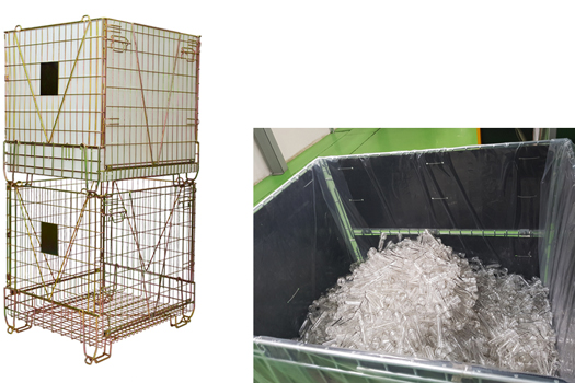 Planning an Effective Storage Management with Pet Preform Containers
