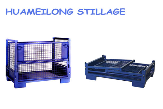 How the Stillage Cages Proves Economical Providing Classic Storage Arrangement in Warehouse