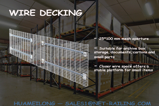 How Wire Mesh Decking is Useful & Beneficial for Archive Box Storage