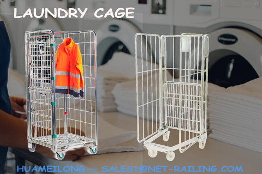 Places to Use Classic & Exclusive Laundry Carts