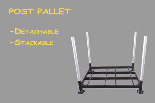 Post Pallet: An Ideal Storage Solution for Abnormal Loads