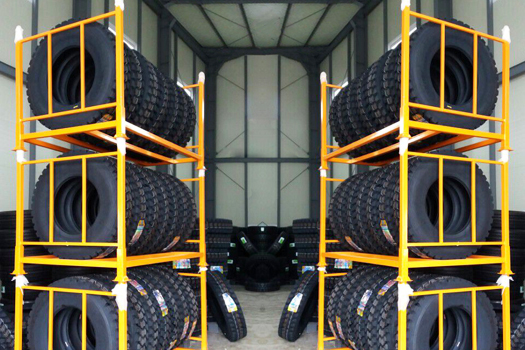 Is It A Good Idea to Use Tire Pallets for Tire Storage?
