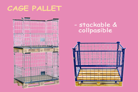 4 Most Wanted Features in Pallet Cage
