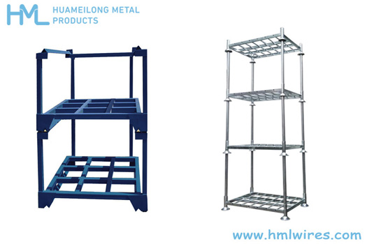 Know All About Different Kinds of Stack Racks & Nestainers