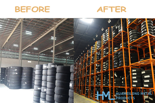 Improve Performance of your Warehouse with Tire Storage Rack in 2019