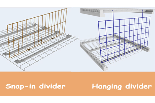 Tips to Select the Perfect Wire Deck Dividers for your Warehouse