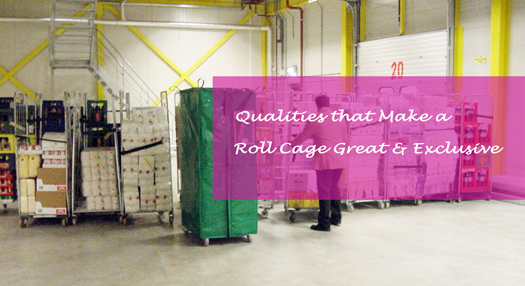 Qualities that Make a Nestable Roll Container Great & Exclusive