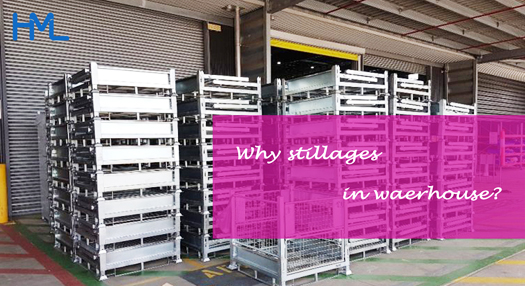 Safety Tips for Stillage Container & Wire Stillages