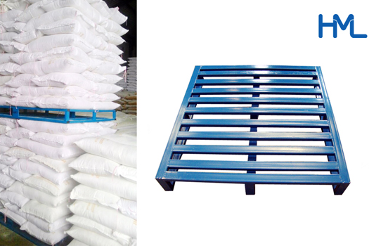 Getting the Perfect Steel Pallets Size from China Steel Pallet Suppliers
