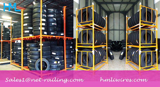 A Guide to Buy the Right Tyre Rack for your Warehouse