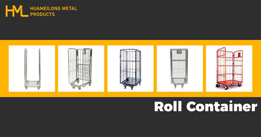Warehouse Cage Trolley: Setting New Standards for Trolleys in Storage Industry