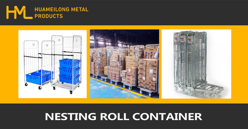 Commonly Asked Questions About Nestable Roll Containers