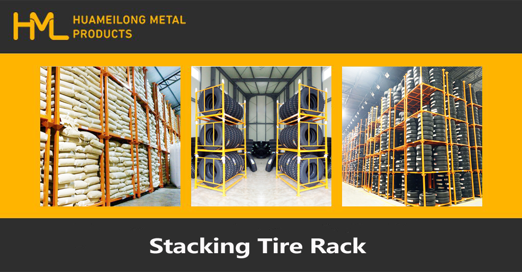 Planning to Open New Warehouse? Tyre Rack the Perfect Savior