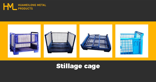 What Makes A Stillage Cage A Perfect Choice for Logistics & Delivery