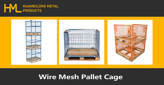 What Makes Pallet Cage the Perfect Choice for Pharmaceutical Storage