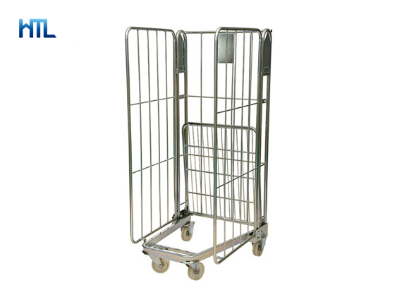 Supermarket Roll Cages